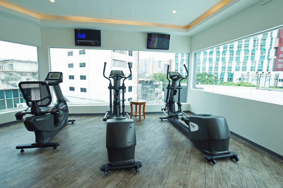 Gym Hotel Maison Boutique
