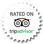 Rated On Tripadvisor