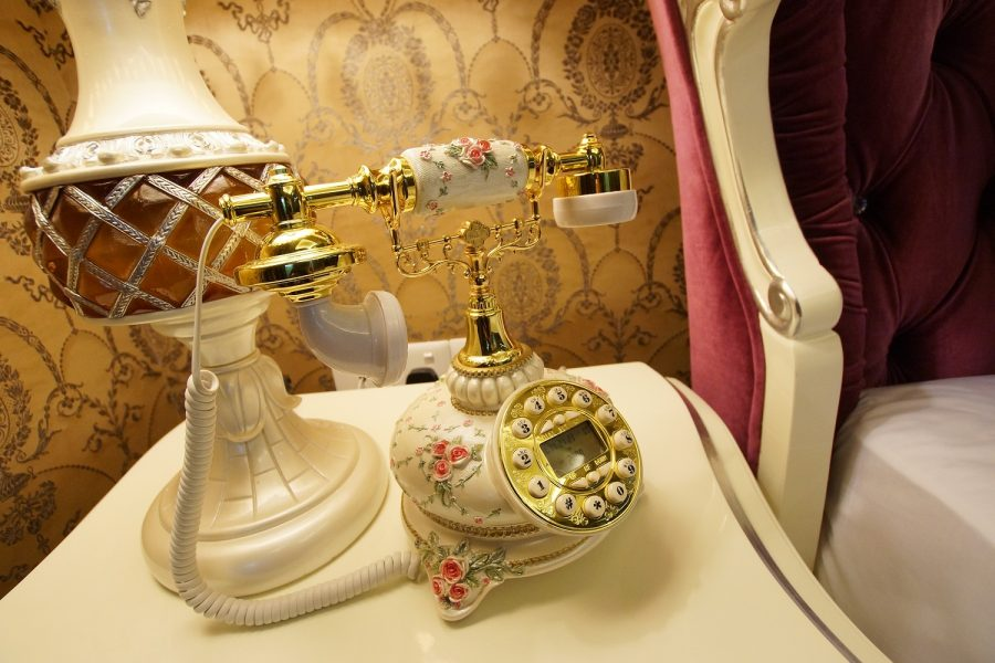 Fairy Tale Telephone Hotel Maison Boutique