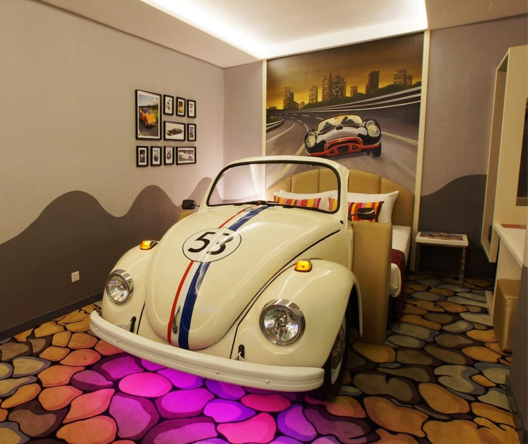 Love Bug Suite Hotel Maison Boutique