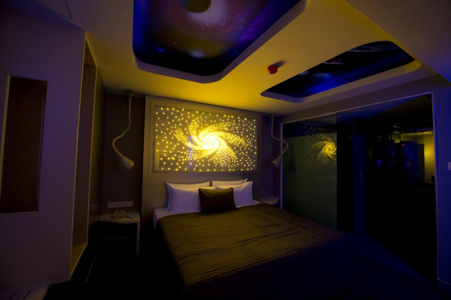 Space Odyssey Theme Room Hotel Maison Boutique