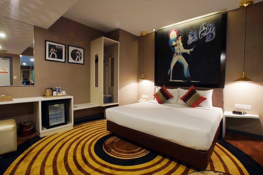 The King Elvis Presley Hotel Maison Boutique