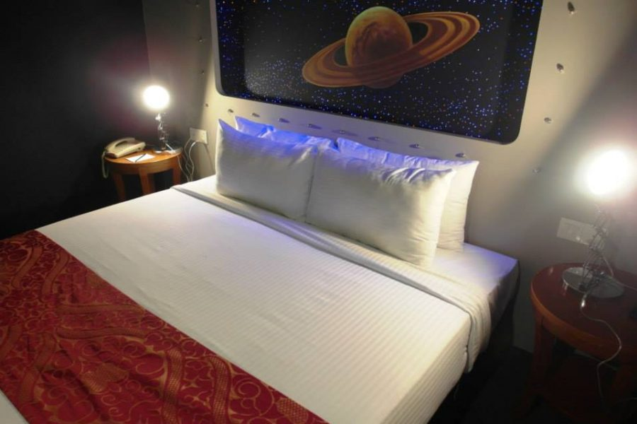 Premier Room Mission to Mars Hotel Maison Boutique