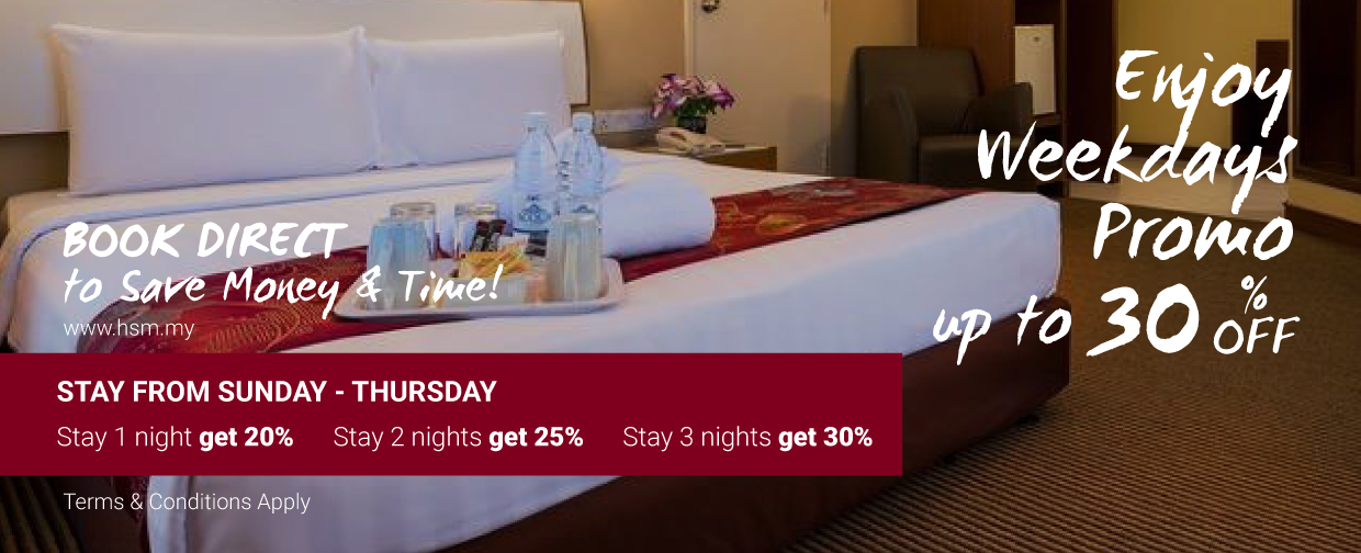 Hotel Maison Boutique Weekdays Promotion