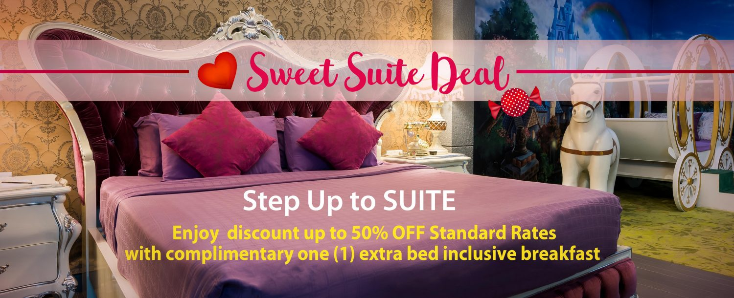 Hotel Maison Boutique Sweet Suite Deal